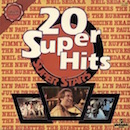 20 Super Hits - Super Stars (album cover).