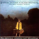 Blood Brothers 1983 cast recording (CD cover).