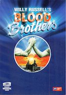 Blood Brothers, Waterside Theatre, Aylesbury (programme cover).