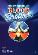 Blood Brothers, Churchill Theatre, Bromley (programme cover).