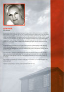 Biography of Lyn Paul from the Blood Brothers programe (Churcilll Theatre, Bromley, 2009).