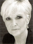 Lyn Paul ictured in the Blood Brothers 2017 tour programme.
