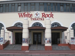 White Rock Theatre, Hastings.