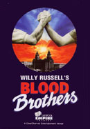 Blood Brothers (Empire Liverpool programme).
