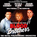 Blood Brothers International Recording (CD cover).