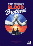 Blood Brothers, Phoenix Theatre (programme cover, 2000).