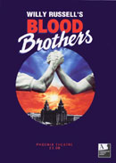Blood Brothers, Phoenix Theatre (programme cover, 2002).