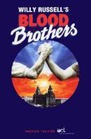 Blood Brothers, Phoenix Theatre (programme cover, 1998).
