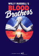 Blood Brothers, Phoenix Theatre (programme cover, 1999).