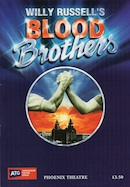 Blood Brothers, Phoenix Theatre (programme cover, 2010).