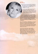 Biography of Lyn Paul from the Blood Brothers programme (Phoenix Theatre, 2000).