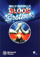 Blood Brothers, Richmond Theatre (programme cover).