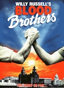 Blood Brothers' souvenir brochure, 1995.