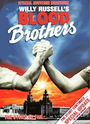 Blood Brothers' special souvenir brochure, 2000.