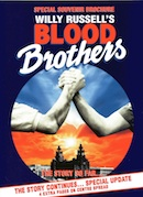 Blood Brothers' special souvenir brochure (re-print).