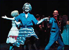 Lyn Paul in 'Blood Brothers'.