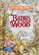 Babes In The Wood (programme cover).