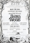 'Babes In The Wood', Theatre Royal, Bath (page from 1989 theatre programme).