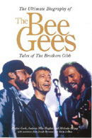 The Bee Gees: Tales Of The Brothers Gibb (book cover).