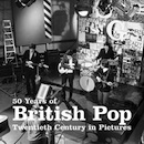 50 Years Of British Pop (book cover).