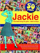 50 Years Of Jackie (book cover).