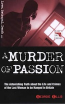 A Murder Of Passion (book cover).