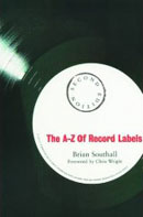 The A-Z Of Record Labels (book cover).