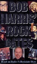 Bob Harris' Rock Dates (book cover).
