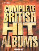 Complete British Hit Albums 1952-2004 (book cover).