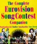 The Complete Eurvision Song Contest Companion (book cover).