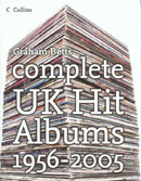Complete UK Hit Albums (book cover).