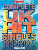 Complete UK Hit Singles 1952-2004 (book cover).