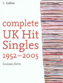 Complete UK Hit Singles 1952-2005 (book cover).