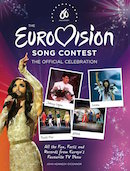 The Eurovision Song Contest: The Official Celebration (book cover).