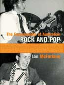 Encyclopedia Of Australian Rock And Pop (book cover).