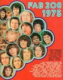Fab 208 Annual 1975 (front cover).