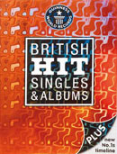 British Hit Singles & Albums (book cover).