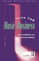 Inside The Music Business (book cover).
