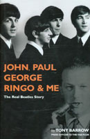 John, Paul, George, Ringo And Me (book cover).