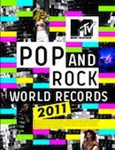 MTV Pop And Rock World Records 2011 (book cover).