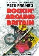 Pete Frame's Rockin' Around Britain (book cover).