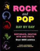 Rock And Pop Day By Day (book cover).