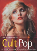 Rough Guide to Cult Pop (book cover).