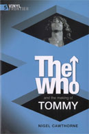 The Who And The Making Of Tommy (book cover).