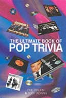 Ultimate Book of Pop Trivia (book jacket).