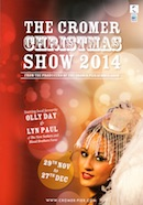 The Cromer Christmas Show 2014 (programme cover).