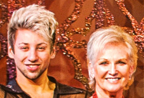 Anthony Colesso and Lyn Paul, The Cromer Christmas Show 2014.