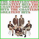 The Coasters' Greatest Hits (album cover).