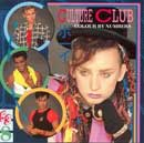 Culture Club, Colour By Numbers (album cover).