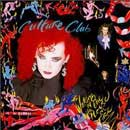 Culture Club, Waking Up With The House On Fire (album cover).